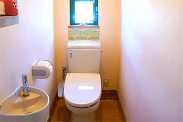 あーりおーるハウスのトイレ